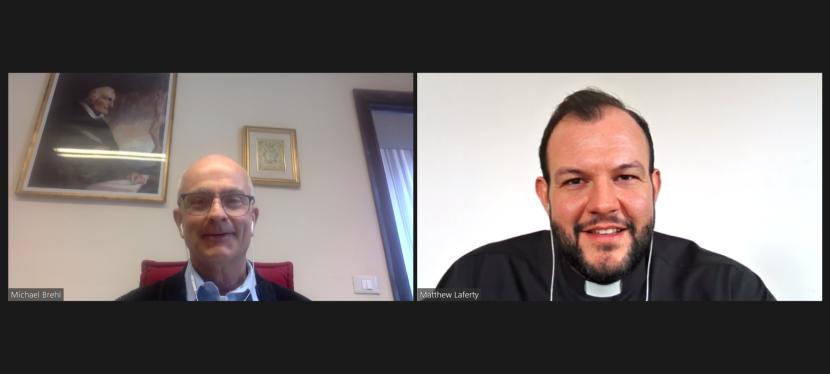 ENCOUNTER – MEOR Director Meets Redemptorist SuperiorGeneral