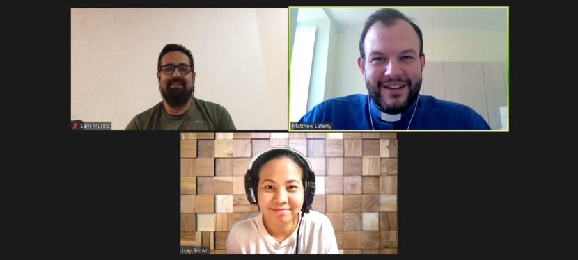 ENCOUNTER – MEOR Director and World Methodist Youth and Young Adult Leaders Meet on 14April