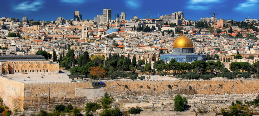 NEWS – Methodists join other Christians in appealing for peace and an end to provocative actions inJerusalem